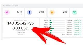 #2 БРОСАЙ ШКОЛУ! как заработать 7431 за неделю в интернете с нуля