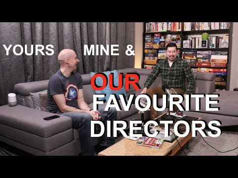 Our Favourite Directors (Cross Talk EP 34)