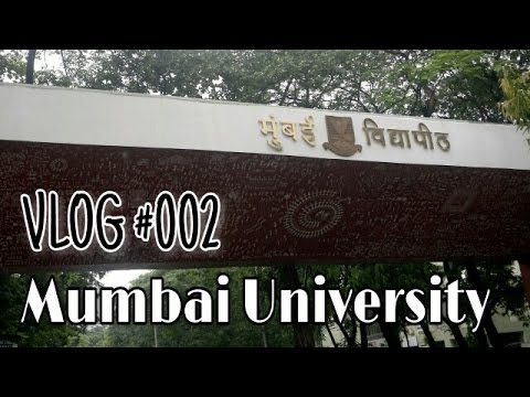 Mumbai University | VLOG #002
