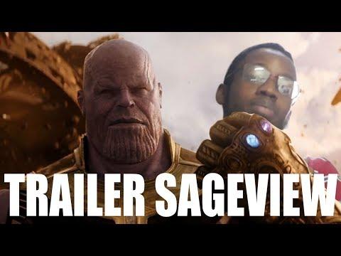 Avengers: Infinity War | Official Trailer | SageView