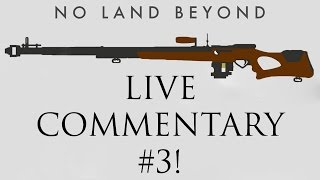 Destiny Sniping Live Commentary #3: No Land Beyond... It Just Feels so Good (23-3)