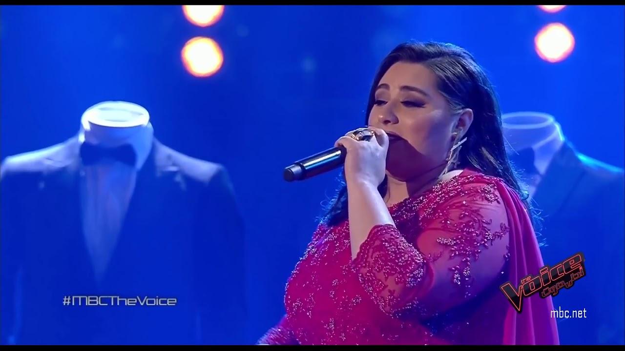 #MBCTheVoice   العرض المباشر الأخير   دموع تؤدّي موال عراقي وأغنية 'ليلة ويوم' 1