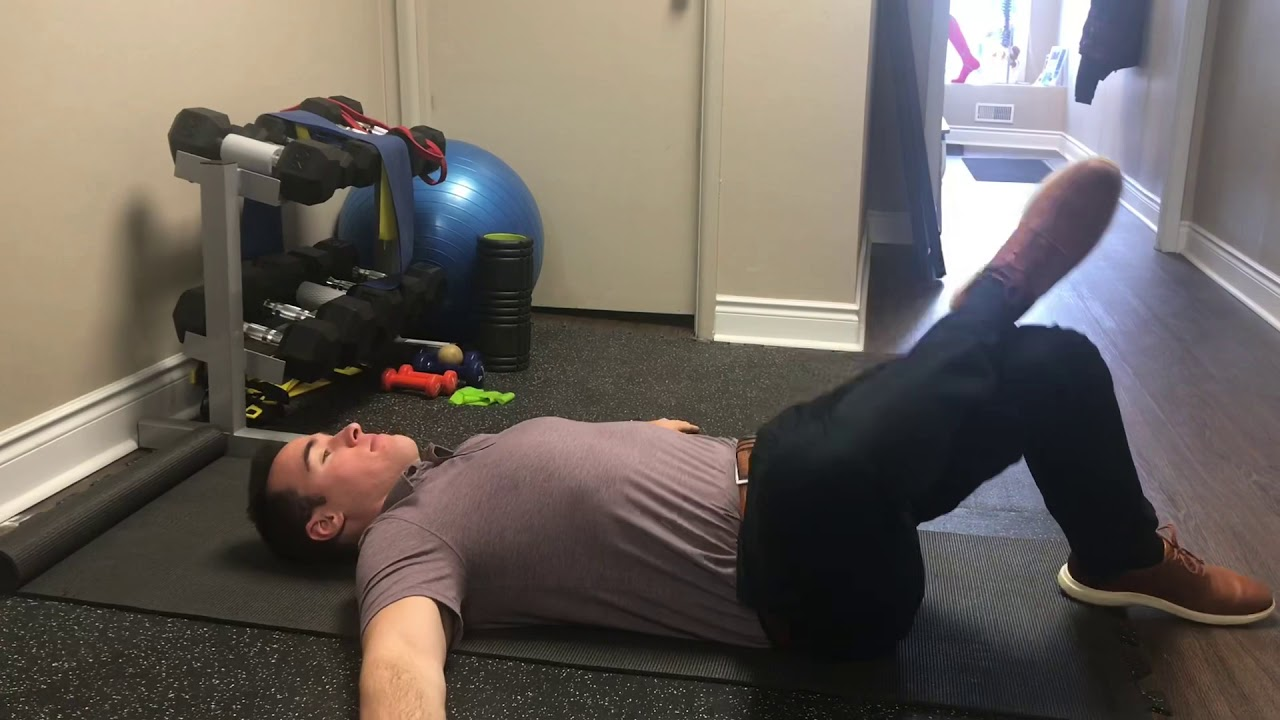 Low Back Mobility Routine