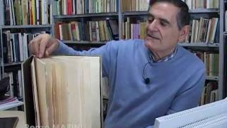 "Renzo Marini presenta ""Seven Saxon Poems"""