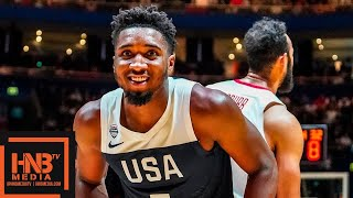 USA vs Canada - Full Game Highlights | August 26 | 2019 USA Basketball