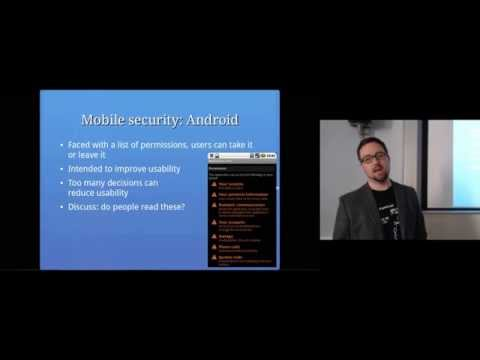 Rule-based Sandboxes and Application-oriented Access Controls: Computer Security Lectures 2014/15 S2