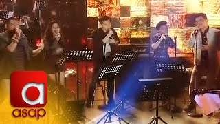 """ASAP: ASAP Soul Sessions sing """"I Just Don't Love You No More"""" and """"How Do I Breathe"""""""
