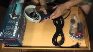 обзор болгарки Bosch GWS 12-125 CIE