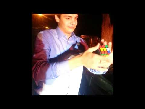 Using A Rubik's Cube To Get Out Of A Routine Traff