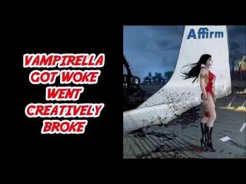 Download Vampirella Got Broke By Going Woke