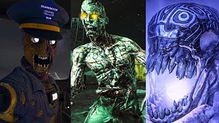 ALL THE WORST MAPS IN CALL OF DUTY ZOMBIES