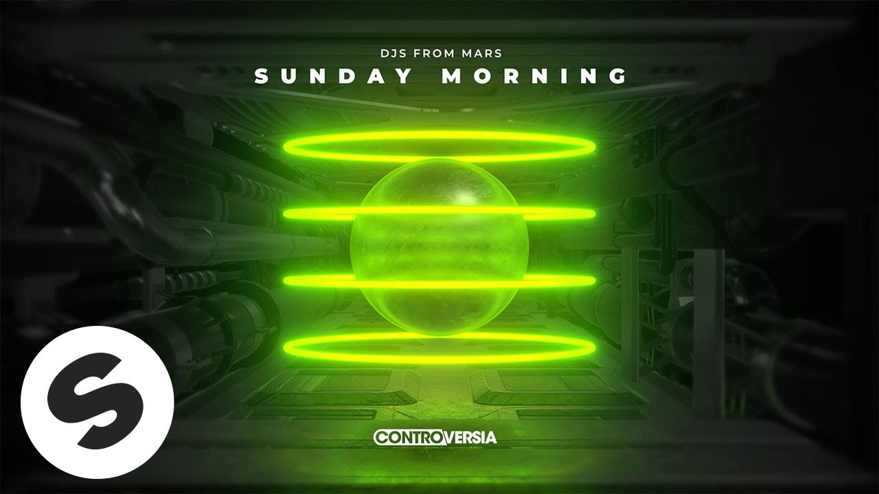 DJs From Mars - Sunday Morning (Official Audio)