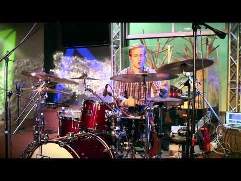 Israel Houghton - No Turning Back - Drum Cover Daniel Bernard