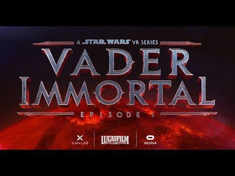 Star Wars VR: Vader Immortal - геймплей и новые подробности