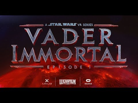 Here's our first look at the Vader Immortal VR game coming to Oculus headsets