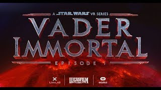 Vader Immortal: A Star Wars VR Series- Episode I Official Trailer