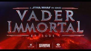 Vader Immortal: A Star Wars VR Series- Episode I Official Trailer