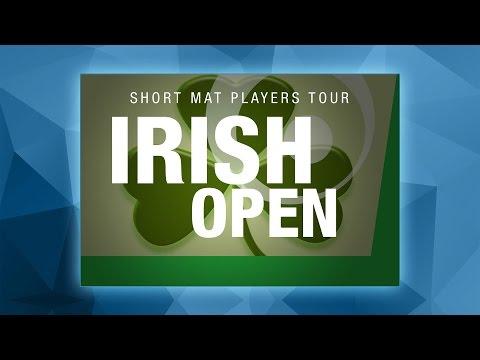 Short Mat Players Tour Ramada Plaza Irish Open 2015 Draw