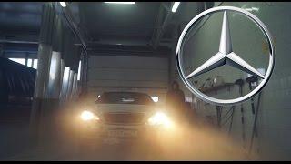 Ремонт Mercedes-Benz S-klasse W220 / 2 серия