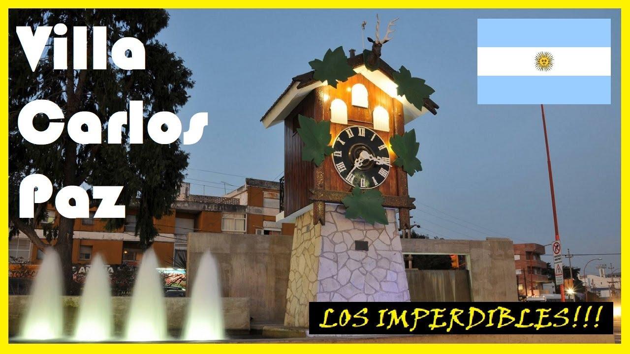 Que HACER en Villa Carlos Paz??? (Lugares que no pueden faltar en tu visita) - VLOG 078