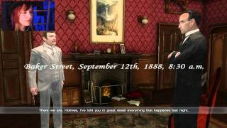 Sherlock Holmes vs. Jack The Ripper Part 7
