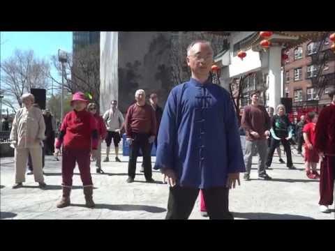 World Tai Chi & Qigong Day 2016 Boston