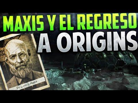Cod Zombies: Maxis mule kick y la Historia Oculta