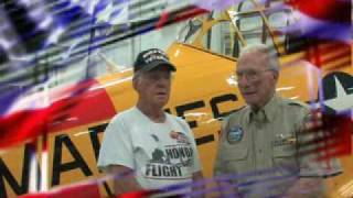 Honor Flight Tri-State Tribute to WWII Veterans