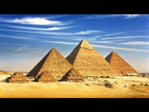 The Great Giza Pyramids - Top Tourist Attraction of Egypt