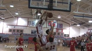 Pleasant Grove Eagles vs Jesuit Marauders - Marquese Chriss puts BEATERS on Maurauders!!!