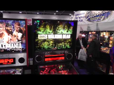 Pinball News - Fourteen Minute Tour - EAG International 2015