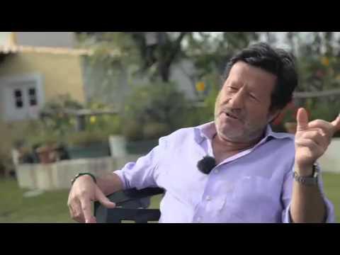 Joaquim de Almeida em entrevista com Sílvia Alberto  Só Visto!