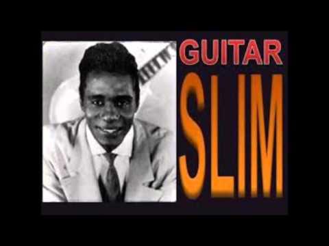 Guitar Slim  -  Sufferin Mind  -  2 versions