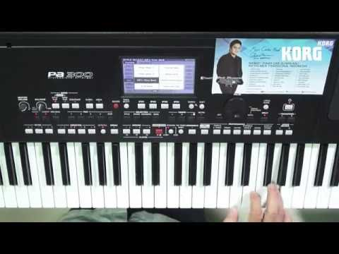 KORG Pa300 - NEW INDONESIAN VERSION Review By Agus Julianto (Part 1)