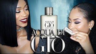 Tashi Tuesday's: Acqua di Gio Pour Homme by Giorgio Armani - Men's Fragrance First Impressions