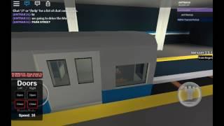 MBTA ROBLOX BLUE LINE