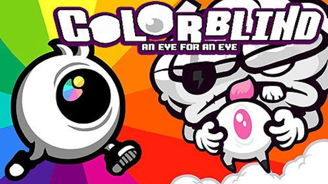 Kết quả hình ảnh cho Colorblind - An Eye For An Eye