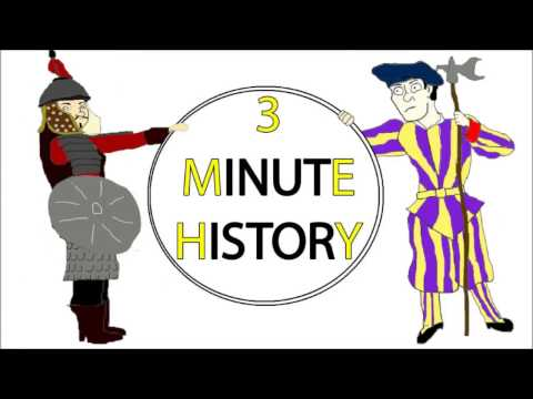 The Opium Wars  In  3 Minute History