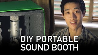 Diy Portable Sound Booth - Test & Review