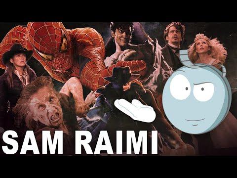 Le cinéma de Sam Raimi - l'analyse de M. Bobine