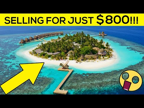 BEAUTIFUL Islands NO ONE Wants To Buy For ANY Price!