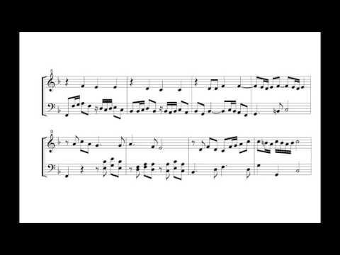 Belli: Santo II° - Variazioni per organo (E' bello cantare) from YouTube · Duration:  9 minutes 29 seconds