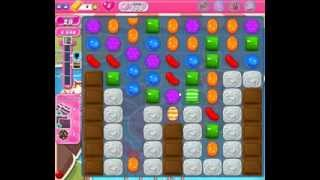 Candy Crush Saga Level 136 Tips & Tricks - Walkthrough