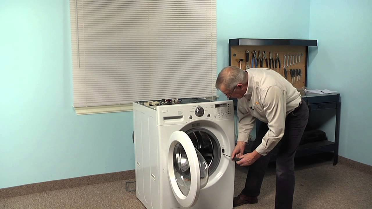 Wm2077cw Lg Washer Parts Repair Help Partselect