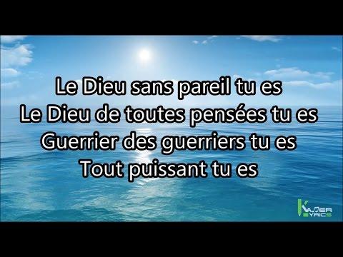 Télécharger Grandeur Sajes Dieu Paroles Mp3 La Lyrics De