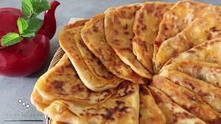 🕌  Ramadan 2018 | Msemen Farcis bechahma Un vrai Délice |  مسمن بالشحمة لذيذ