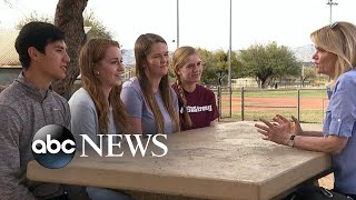 Tucson, Arizona students take on both sides of the gun debate after Parkland shooting