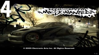 NFS Most Wanted 2005 — Wrum wrum - Na żywo