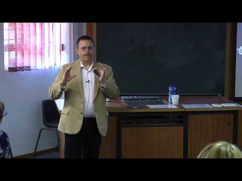 Guest lecture by Mr Edward Winant on AGOA and the future of US-SA trade relations