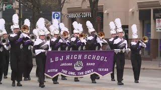 <b>Texas Independence Day</b> Parade